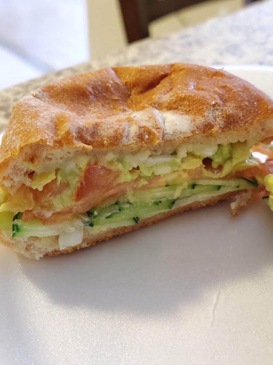 Add Creamy Guacamole to Your Sandwiches and Subs!