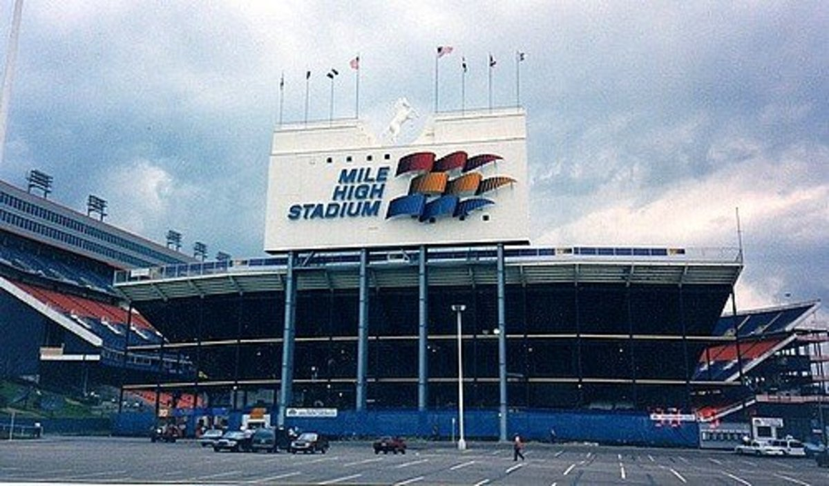 Growing Up With the Denver Broncos at Mile High Stadium