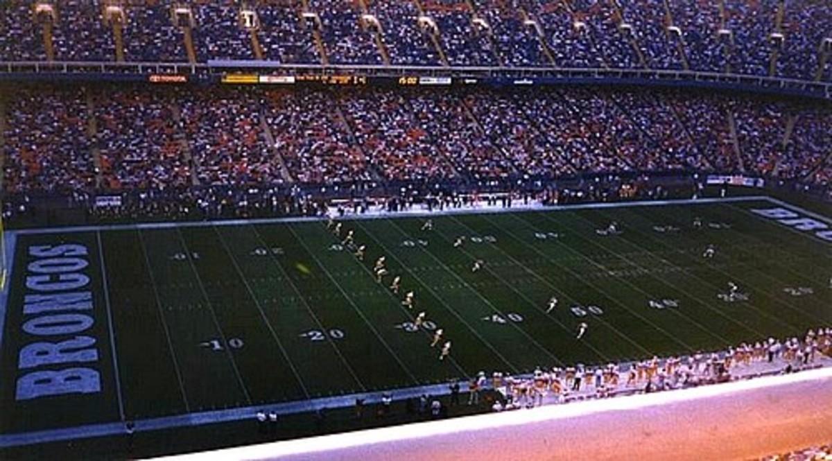 Mile High Stadium