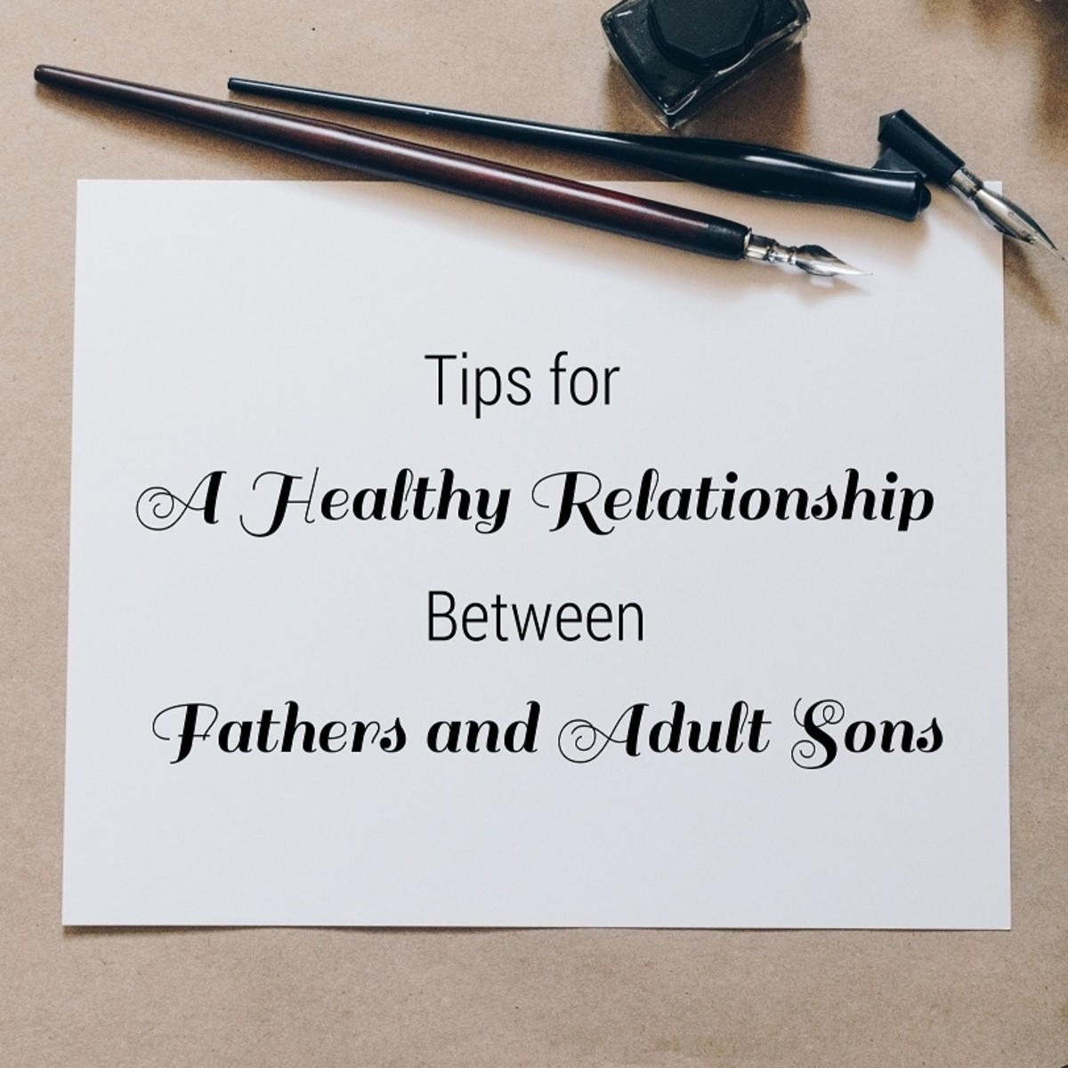 The father-son relationship has the greatest influence on the adult life of sons.