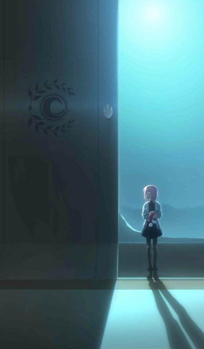 Anime Review: Fate/Grand Order: -Moonlight/Lostroom- (2017)