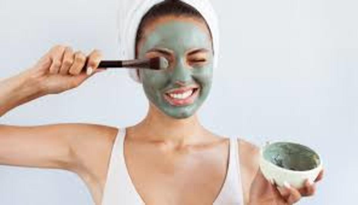 Clay Face Masks and Their Use