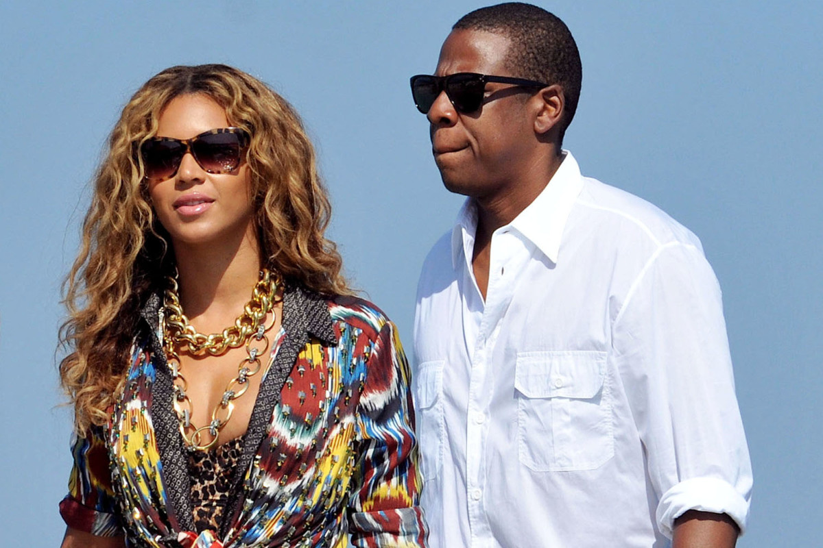 Beyoncé and Jay Z vacationed in Saint-Tropez back in 2010