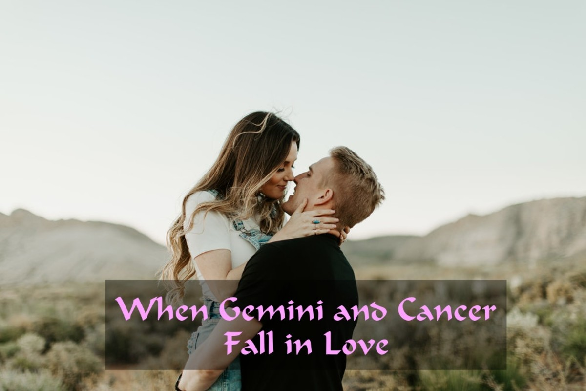 Everything You Need to Know about Gemini and Cancer Falling in Love