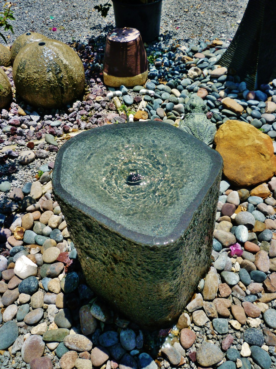 Water features available for sale at Brookwood.