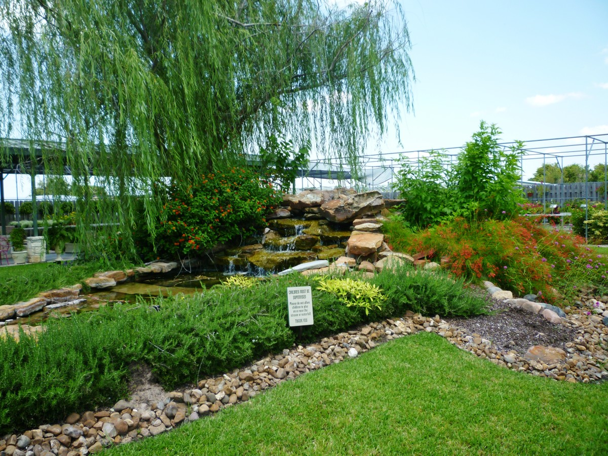 Brookwood landscaping