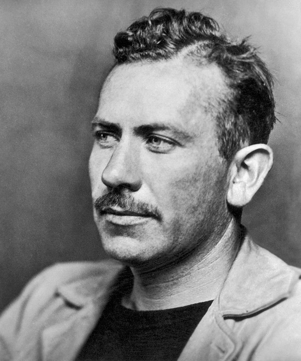 East of Eden author John Steinbeck in 1939