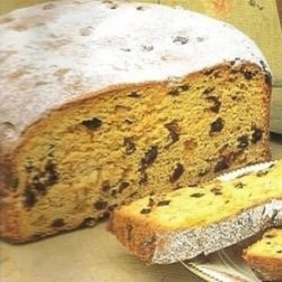 saffron easter bread