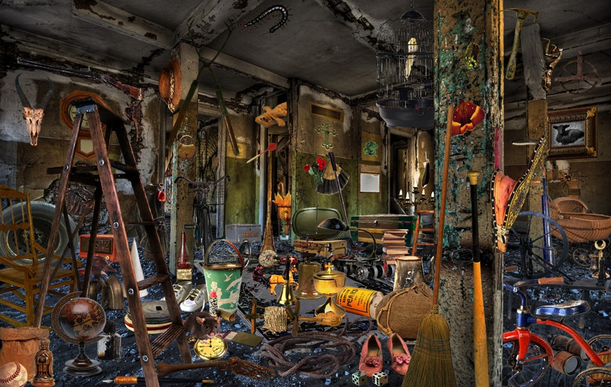 The photo of this messy room also symbolizes what the lyrical themes of this album are about as well. These themes are about the chaotic state of the world.