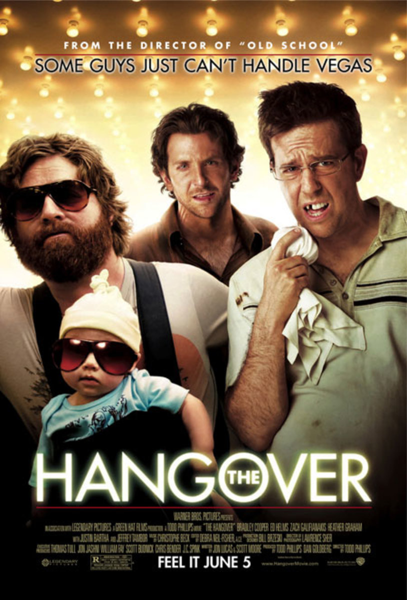 """Poster for """"The Hangover"""""""