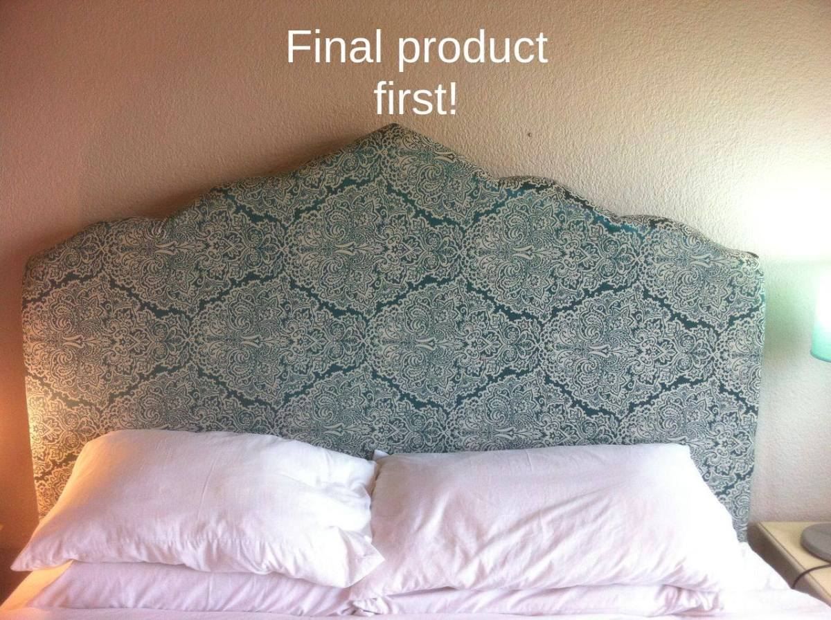 How to Make a D.I.Y. Moroccan-Style Headboard