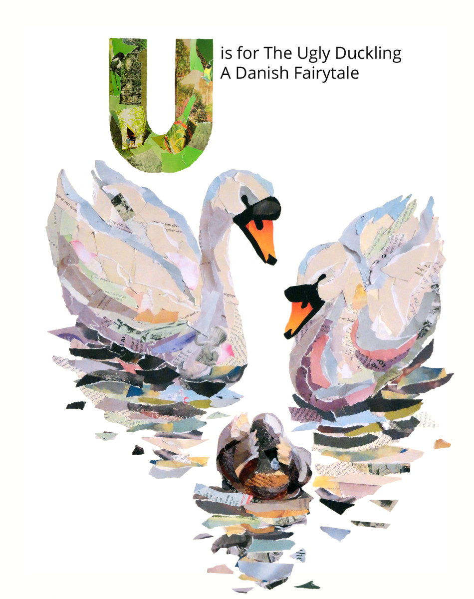 The Ugly Duckling, A Danish Fairy Tale by Hans Christian Anderson