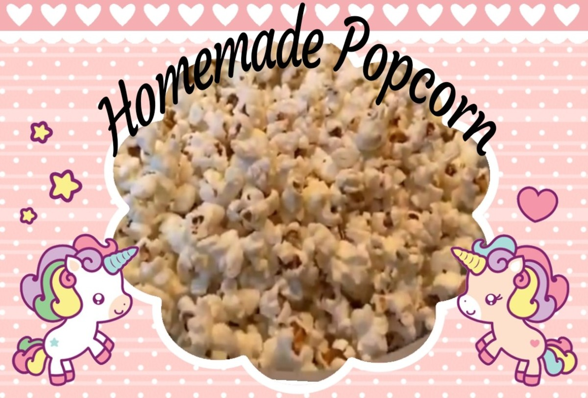 How to make Popcorn on the stove at Home in Five Minutes
