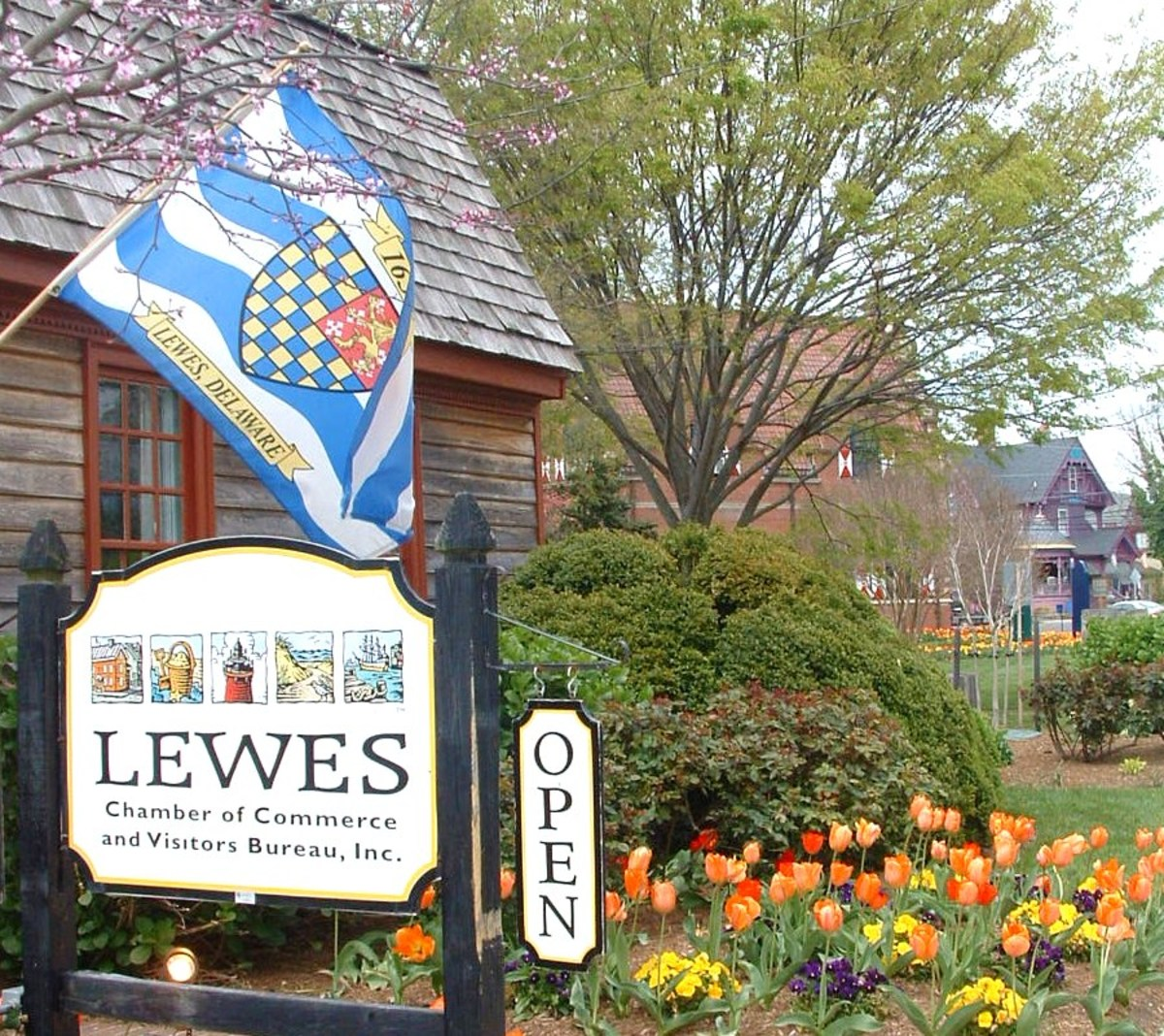 For info about all springtime events in Lewes, contact the Lewes Chamber of Commerce at 302-645-8073.