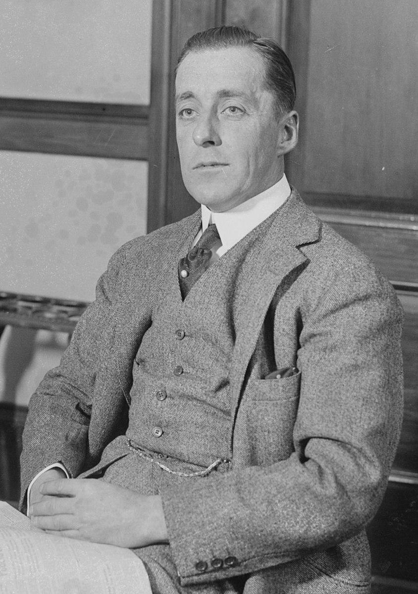 E.F. Hutton in 1916.