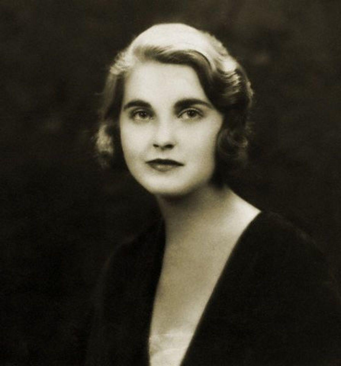 Barbara Hutton in 1931.
