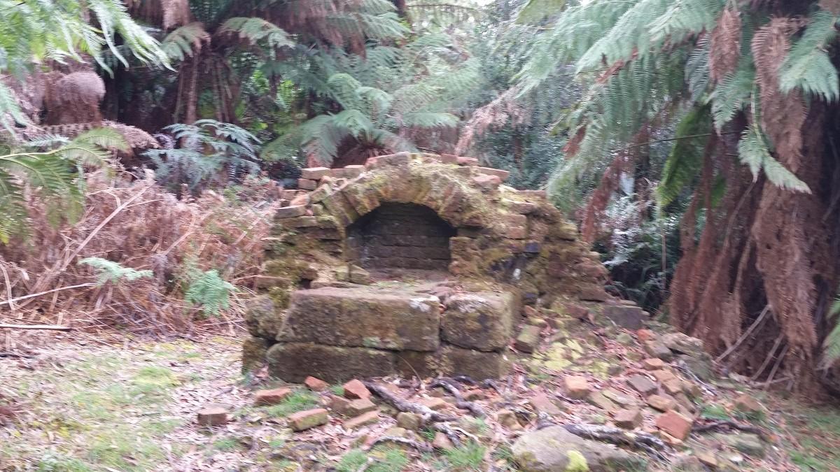 Remains of an Oven: Sarah Island