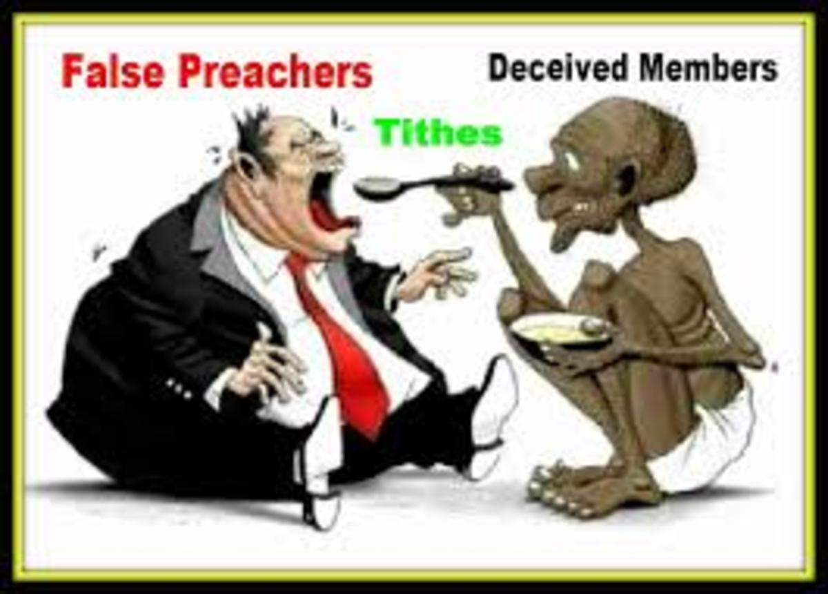 Tithe: The Meal of