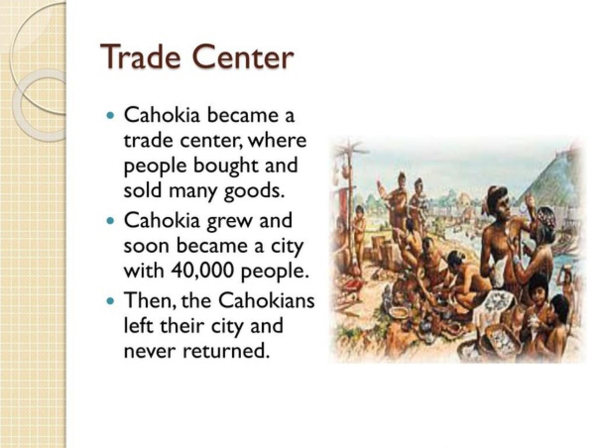 Cahokia Trade Center