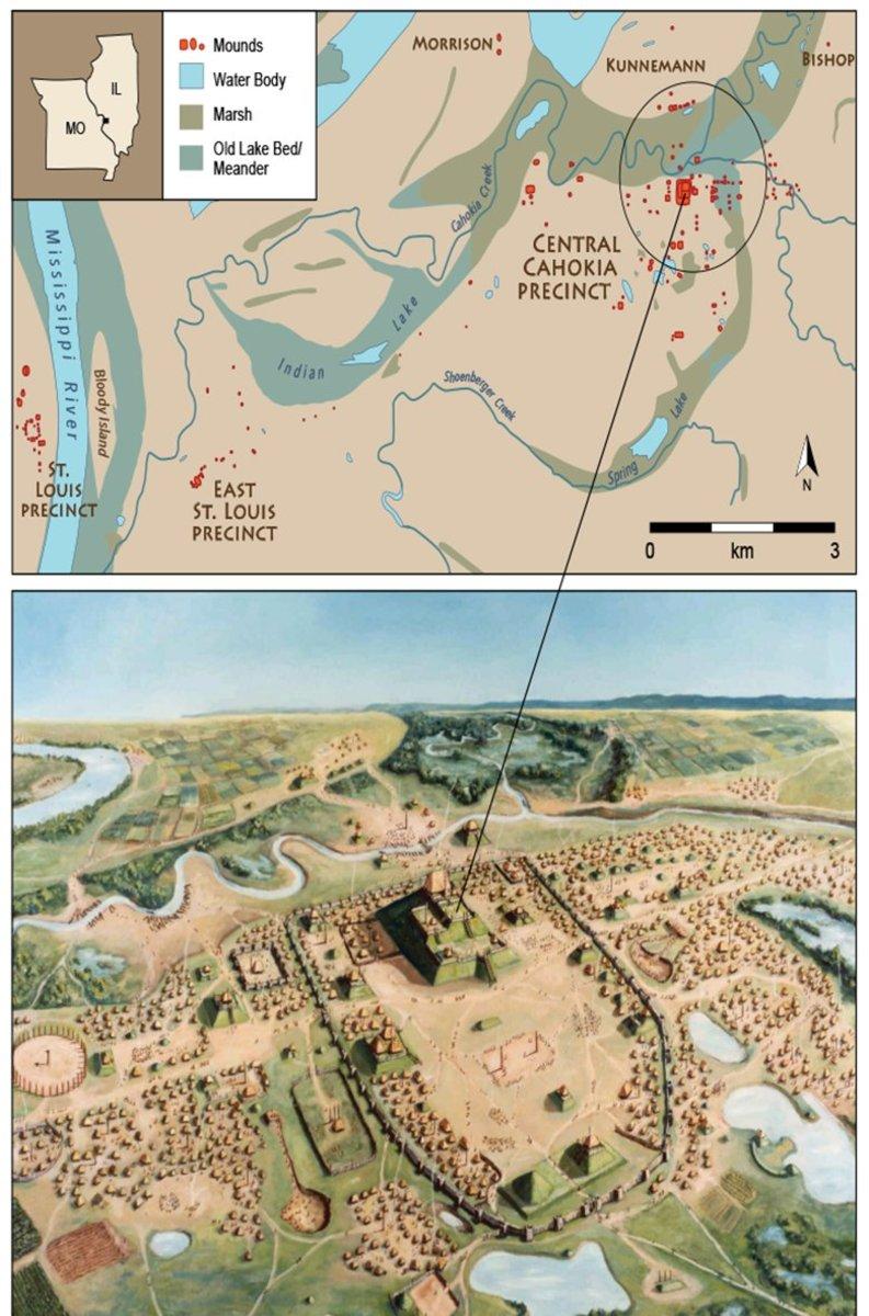 America's Forgotten City: The Cahokia Mounds