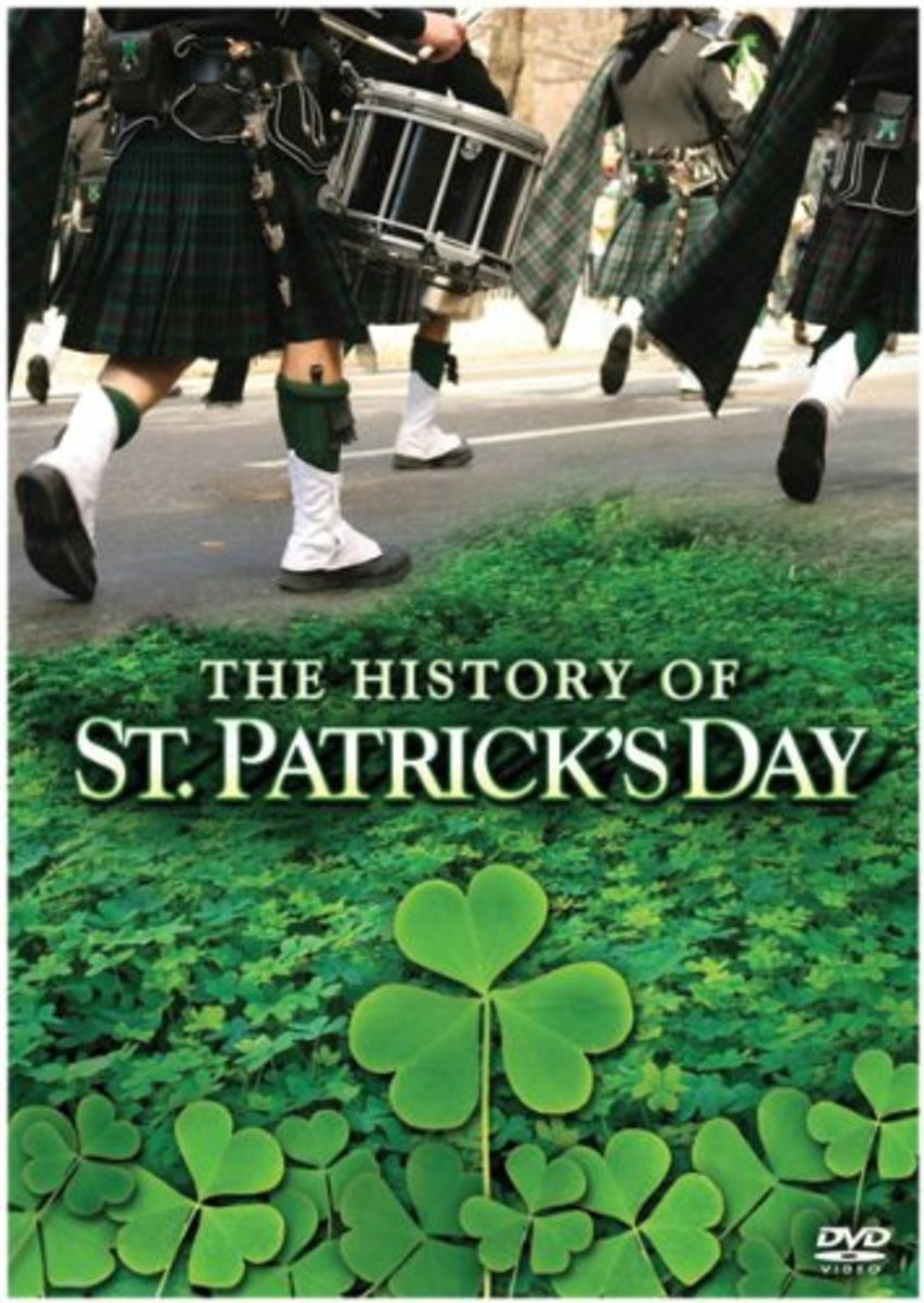 The History of St. Patrick's Day (2010)