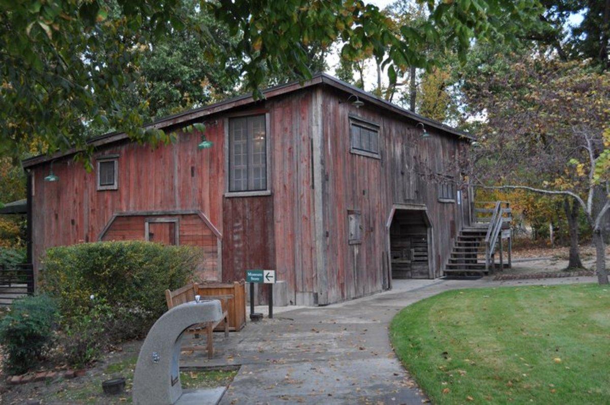 Ernest Hemingway barn-studio, Piggott, Arkansas