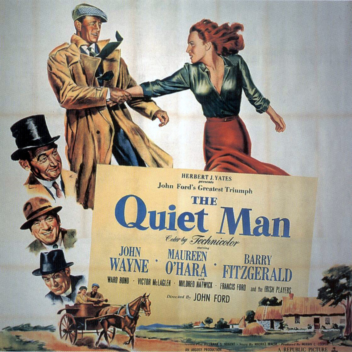 the-quiet-man-anything-but-a-quiet-movie