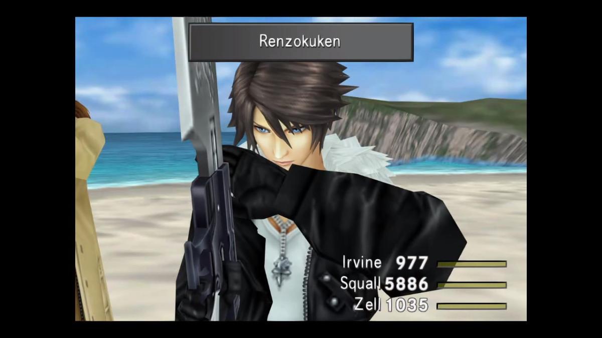 Copyright Square Enix