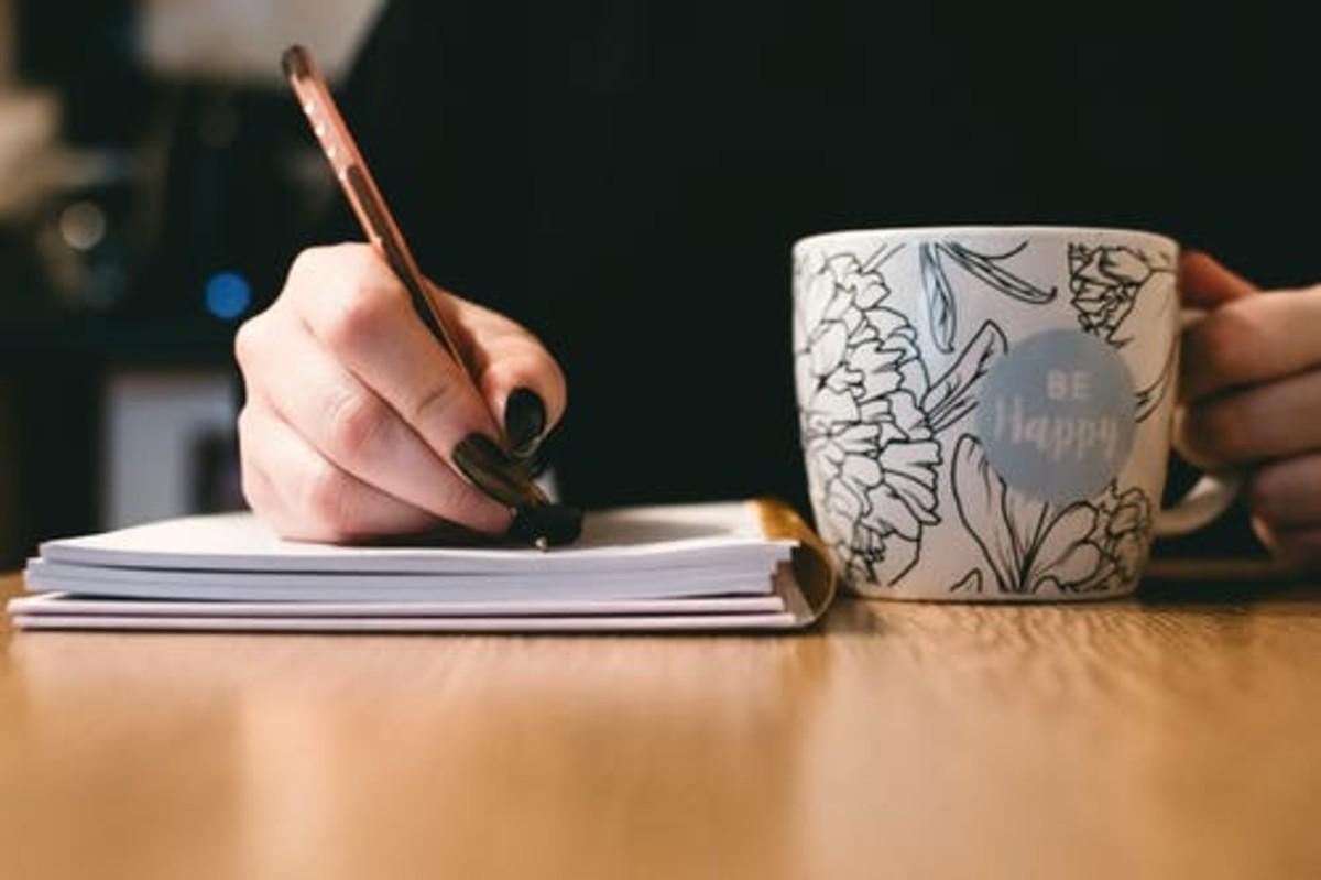 7 Easy Ways to Start Writing