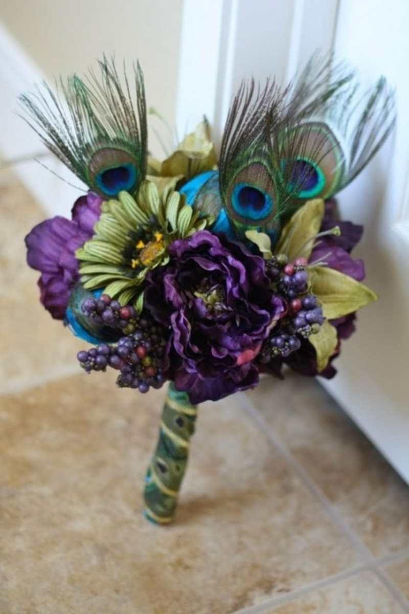 Bold and beautiful, this bouquet makes a bold statement