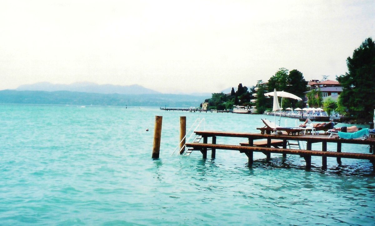 Vacationing in Italy ~ Lake Garda ~ Sirmione and Desenzano del Garda