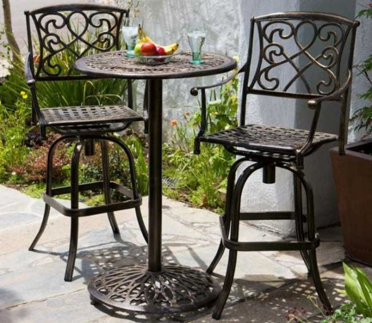 the tall patio table set hubpages