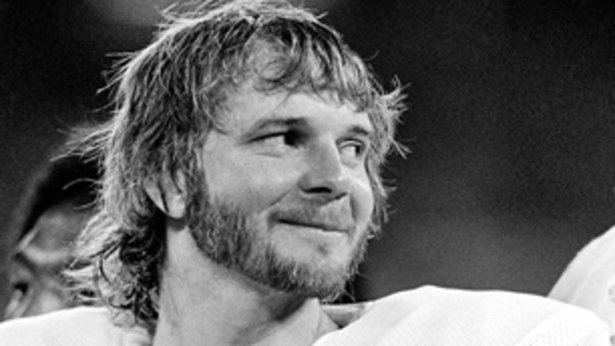 NFL Quarterback Ken Stabler the man I hated and loved