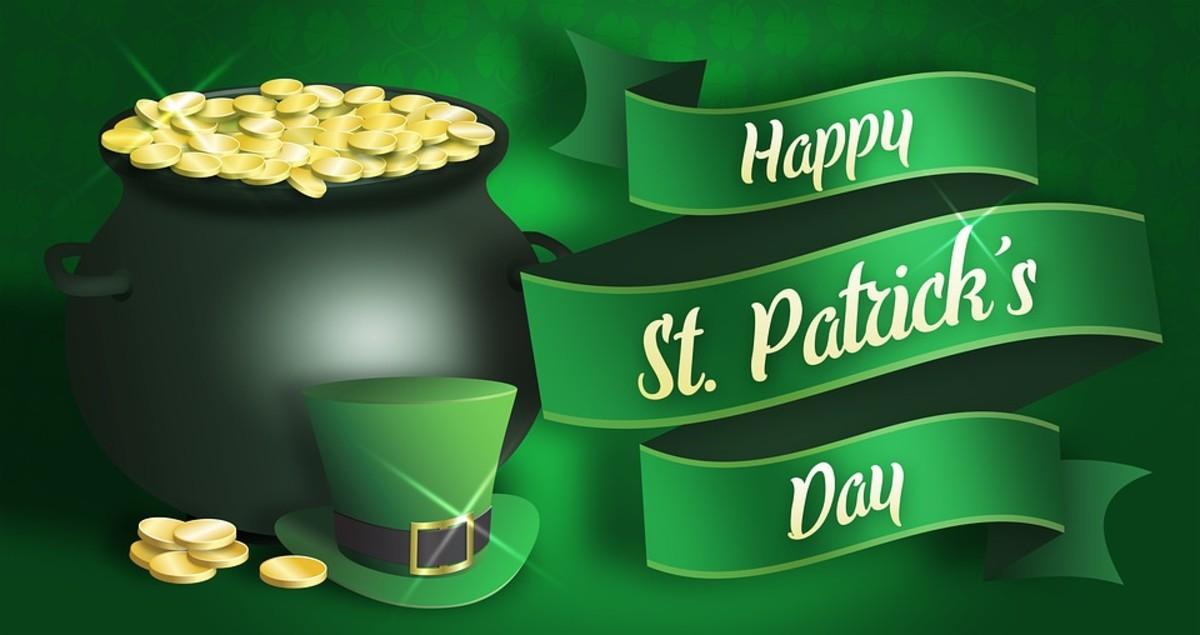 Leprechauns, Irish Blessings, and St. Patricks Day