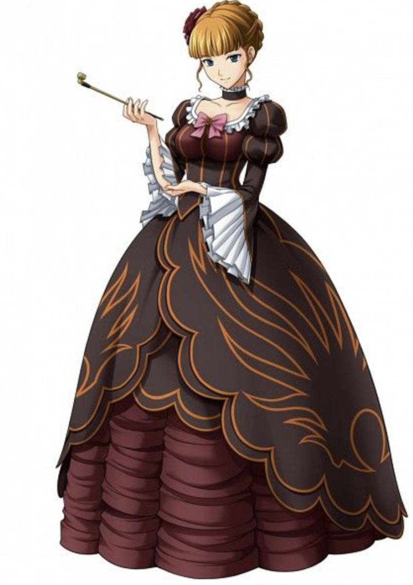 Beatrice from  Umineko When They Cry