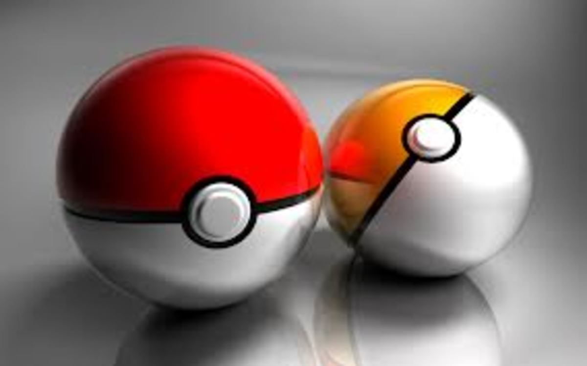 Poke Balls. Used for catching Pokémon.