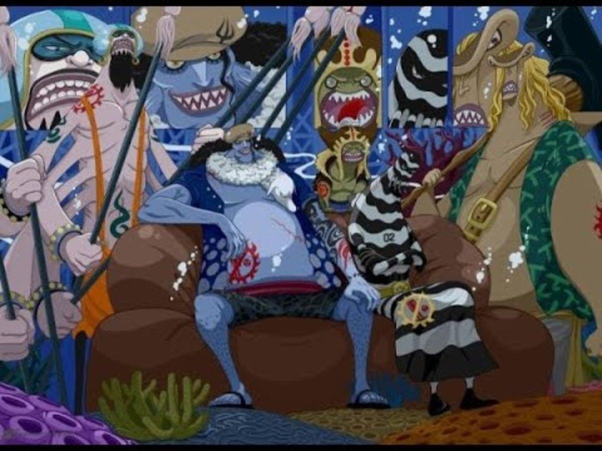 New Fishman Pirates