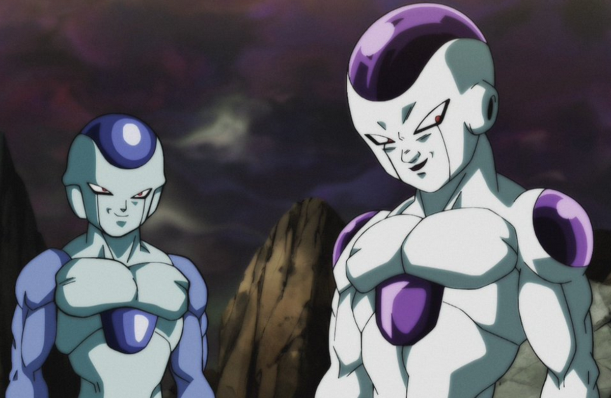 Frieza and Frost