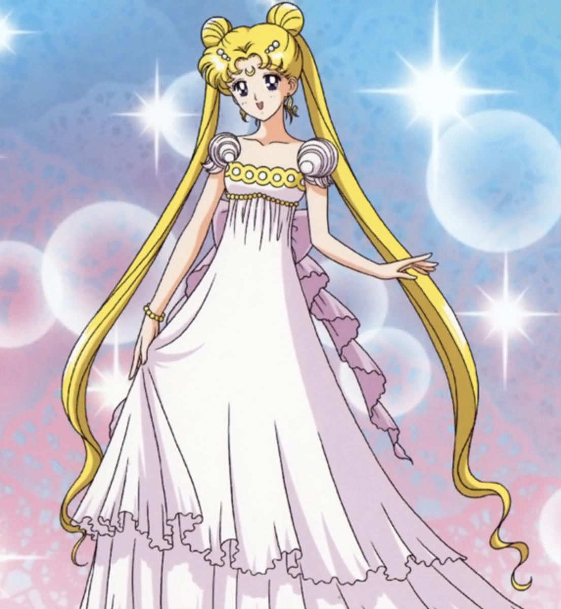 Princess Serenity from Sailor Moon