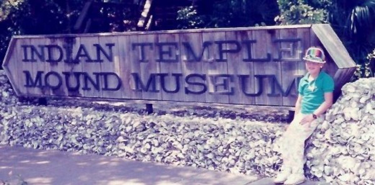 Indian Temple Mound Museum at Fort Walton Beach