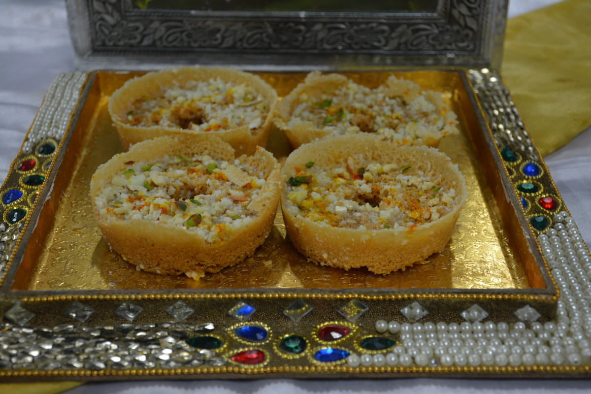 the-art-and-science-of-ghevar-rajasthans-traditional-sweet-delicacy