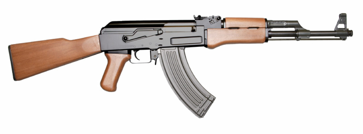 AK-47 Assault Weapon