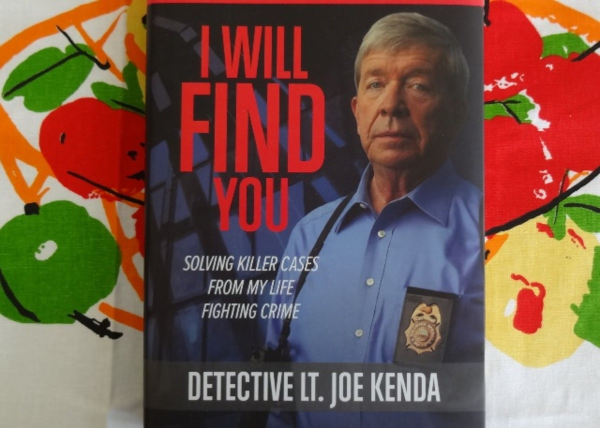 I Will Find You, Solving Killer Cases - Book Review