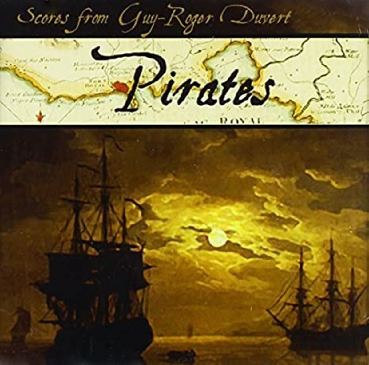 Pirates - by Guy-Roger Duvert