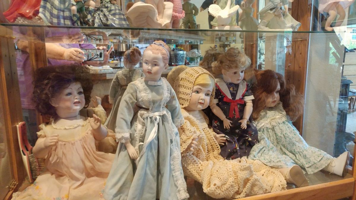Dolls from Frankie's Doll House