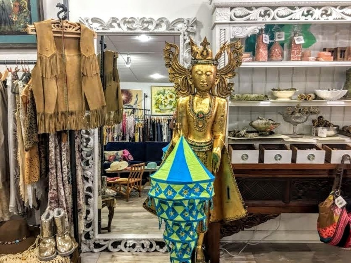 Eclective Boutique in Lake Worth, Florida