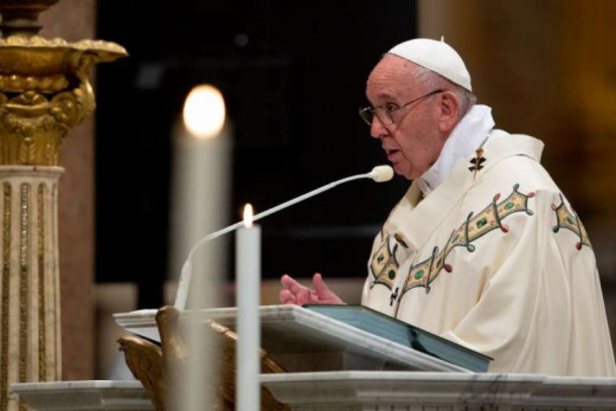 The pope visit to Iraq means two things, one the pope wants to talk to the Catholic community and tell them that they have not been forgotten, so, he is there to look at their problems and see if he can find a way to help.