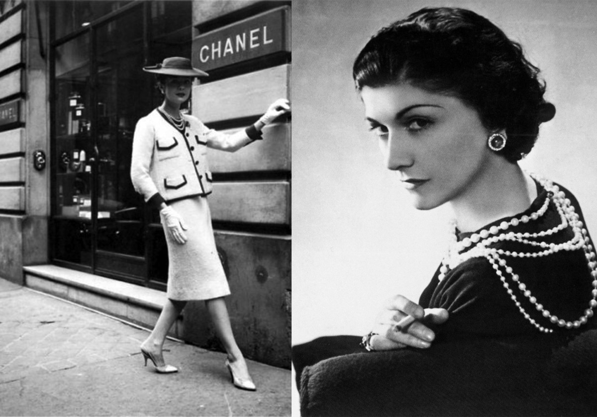 Coco Chanel. Top Fashion Designers