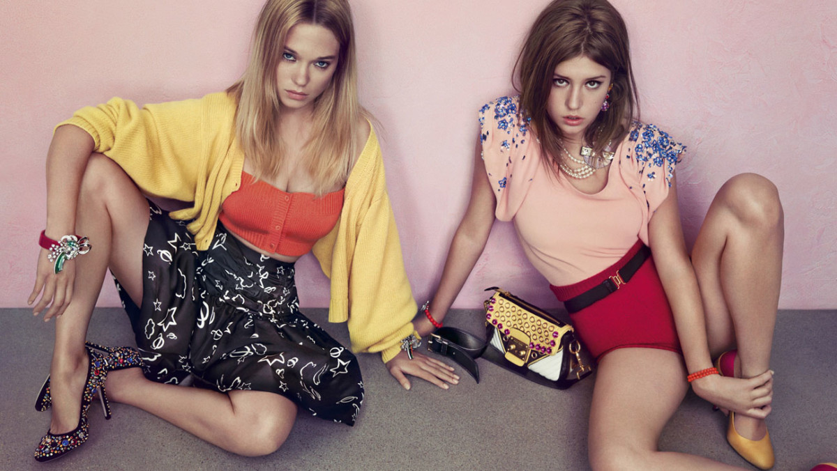Miu Miu Resort Top Fashion Designers
