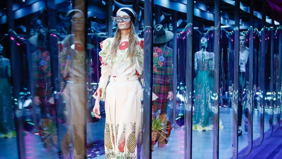 Gucci Fall/Winter 2017 Top Fashion Designers